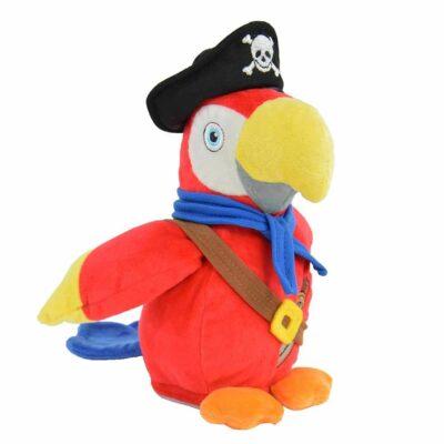 Härmdjur, Pirat-Papegoja