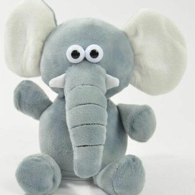 Härmdjur, Elefant Lisa