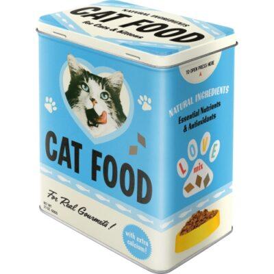 Plåtburk Cat Food 3L