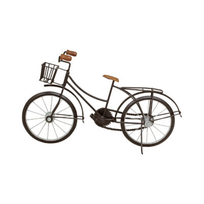 Cykel Svart