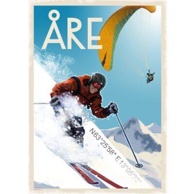 Poster Åre