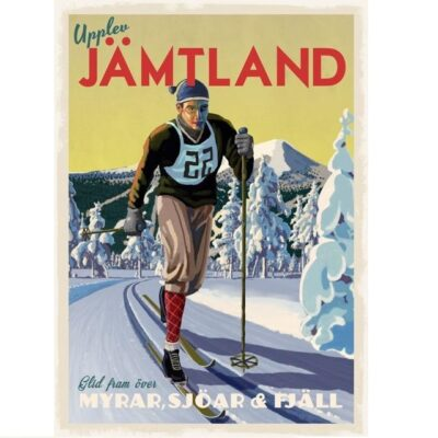Poster Jämtland