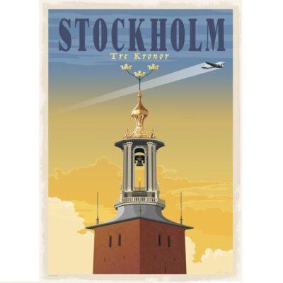 Poster Tre Kronor