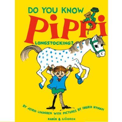Bok – Do You Know Pippi Longstocking