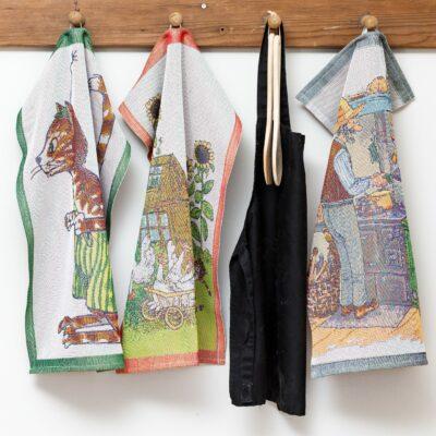 Pettson&Findus Handduk Findus