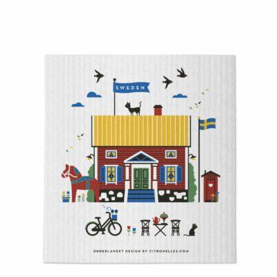 Disktrasa – Houses Of Sweden