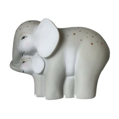 Elefant Bordslampa LED