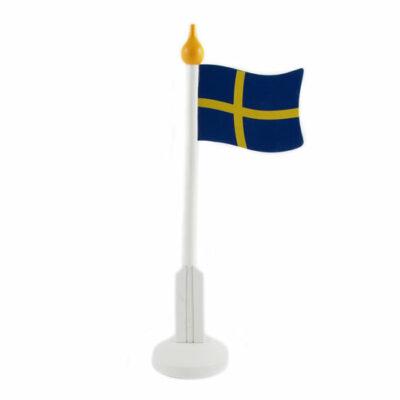 Flaggstång Stor i Trä
