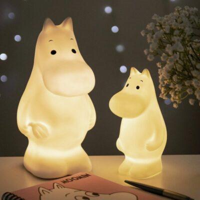Mumin Bordslampa LED