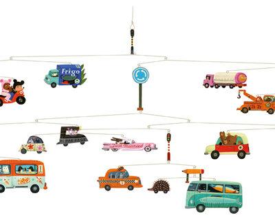 Mobil Traffic