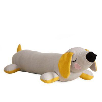 Lazy Puppy Gosedjur, Grå