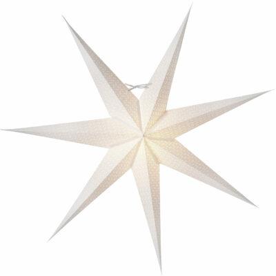 Aino Slim Julstjärna 80cm Vit