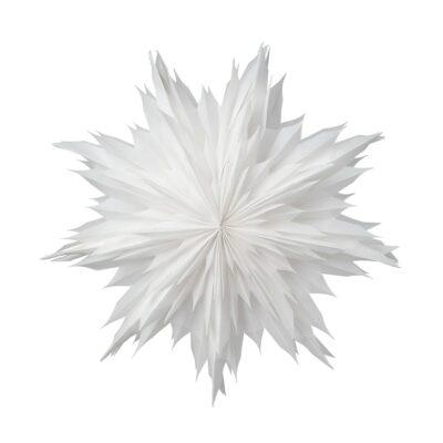 Oslo Julstjärna – 60cm Vit