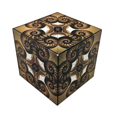 GeoBender Cube – Nautilus