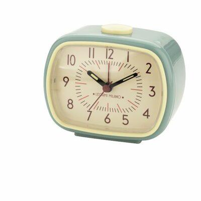 Retro Väckarklocka – Mint