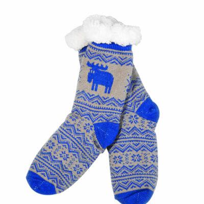 Cozy Socks – Blå