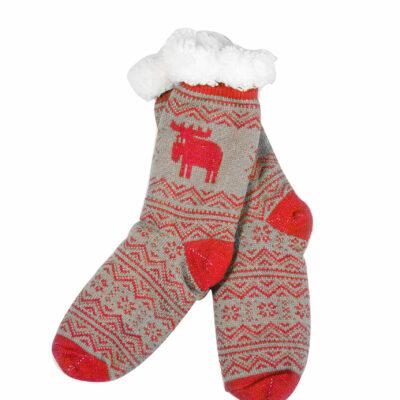 Cozy Socks – Röd