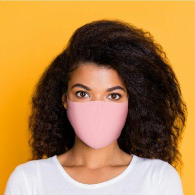Ansiktsmask – Rosa