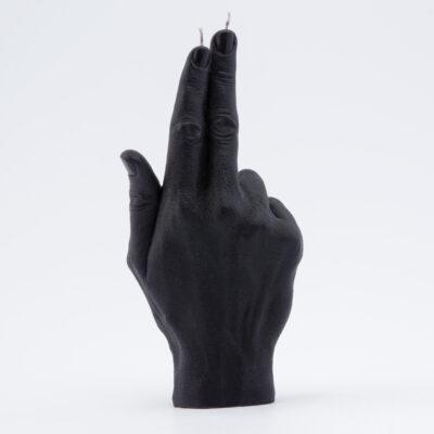 Candle Hand – GUN Svart