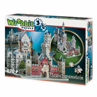 3D Pussel – Neuschwanstein