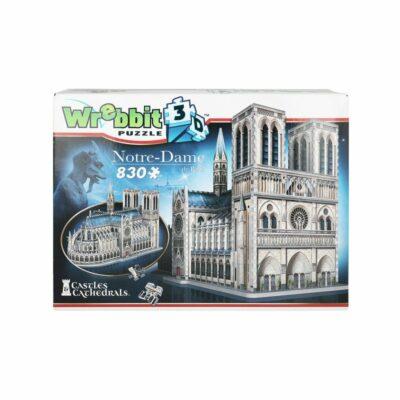 3D Pussel – Notre Dame De Paris