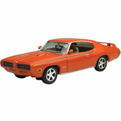 Modellbil Pontiac GTO Judge-69
