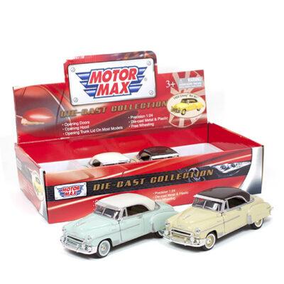 Modellbil Chevy Bel-Air – 50