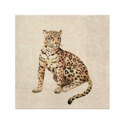 Leopardservett