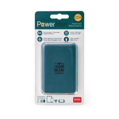 Power Bank – Power Man