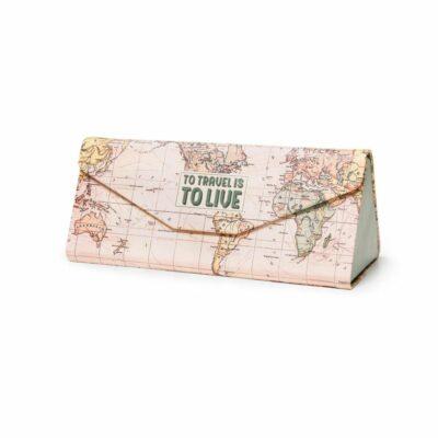 Hopvikbart Glasögonfodral – Travel
