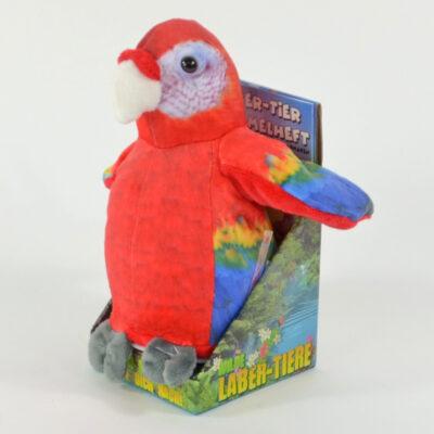 Härmdjur Papegoja Sally