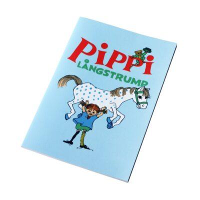 """Skrivhäfte """"Pippi Långstrump"""""""