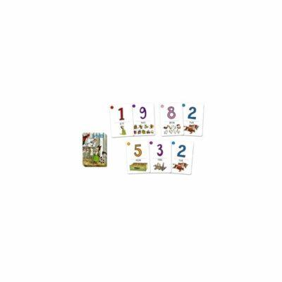 Findus 1+9=10 Spel