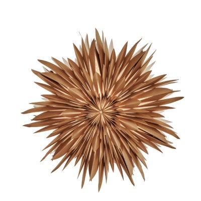 Maja Julstjärna – 60cm Guld