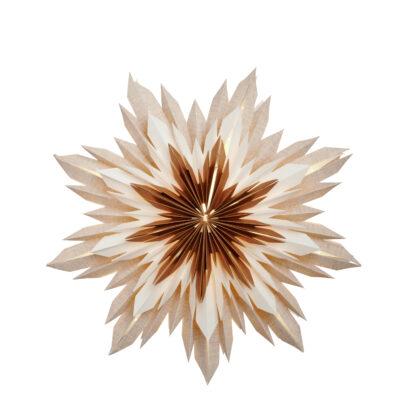 Marta Julstjärna – 60cm Brun